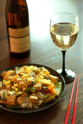 Riesling and Asian Fare | by J. Star
