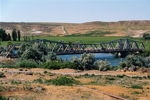 historic owsley bridge hagerman idaho bridgepixing the r flickr. Black Bedroom Furniture Sets. Home Design Ideas