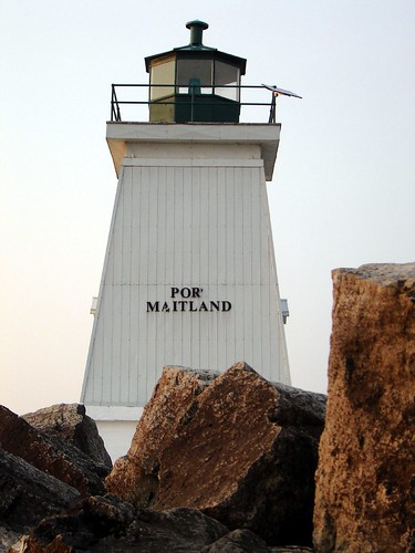 Port Maitland Light | by Bill Strong