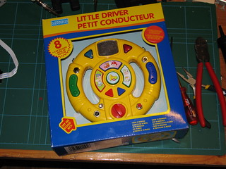 Little Driver circuit bending | by Nortis