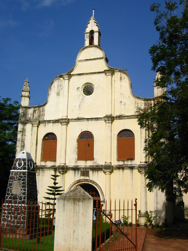 The Oldest Church In India Brad Herman Flickr