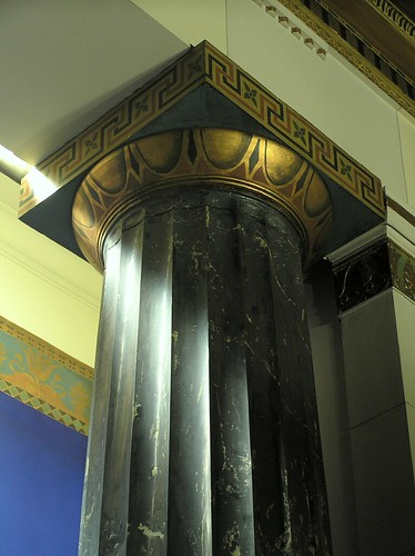Greek Room Column | by SNWEB.ORG Photography, LLC.