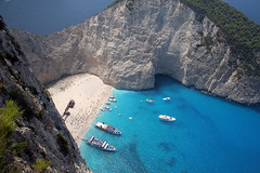 Navagio (Shipwreck ) | by elkost