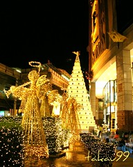 Christmas Tree at Emporium Shopping Centre, Bangkok Thailand | by _takau99
