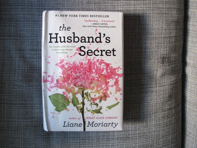 the husband's secret av liane moriarty