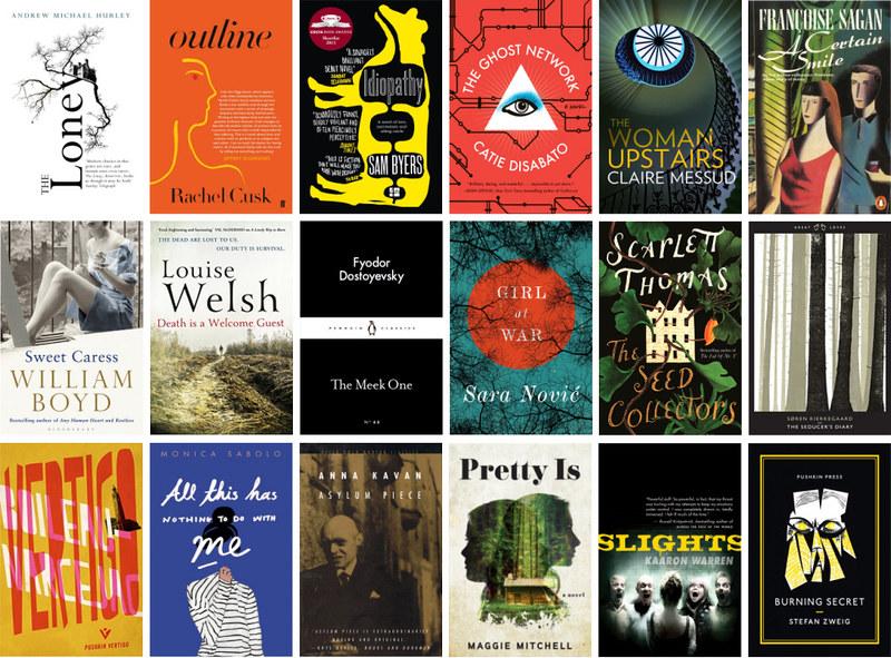 May 2015 books