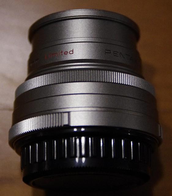 Vends mon 70mm DA Limited Silver ( version 1) à 450€ 18940107651_4ab0d0e3fd_z