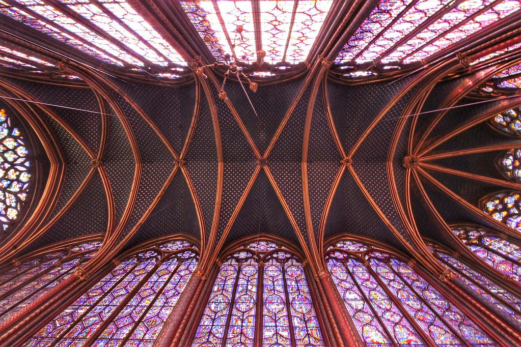La Sainte-Chapelle, 24 hours in Paris guide