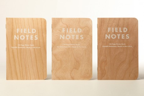 field notes shelterwood notebooks