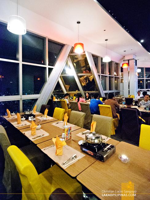 Baiyoke Tower II Buffet Dinner