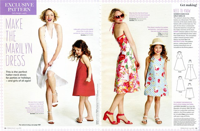 Prima Magazine - Pattern, July 2015 (02)