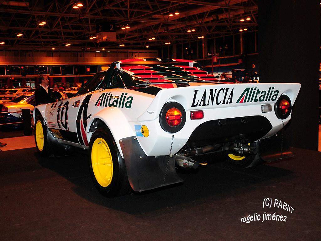 lancia stratos (grupo b rally) | rabiit | flickr