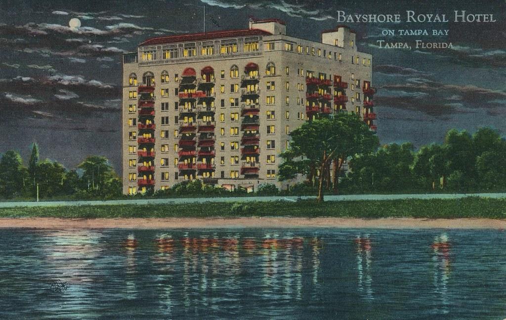 Bayshore Royal Hotel - Tampa, Florida