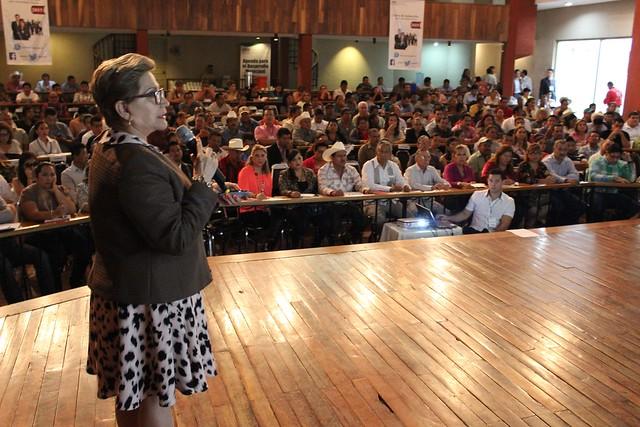 IMES participa en la capacitación a autoridades electas 2015