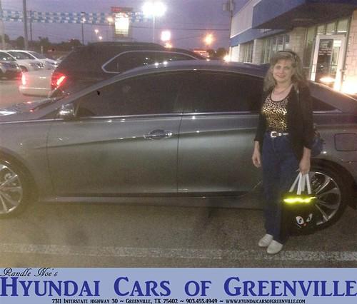 Hyundai Greenville Sc: #HappyBirthday To Leah Miller From Ben Ogle At Hyundai Car