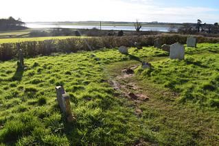 The Ramsholt dead and the Deben beyond