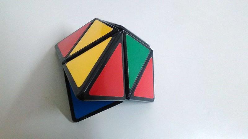 二階金字塔解法教學