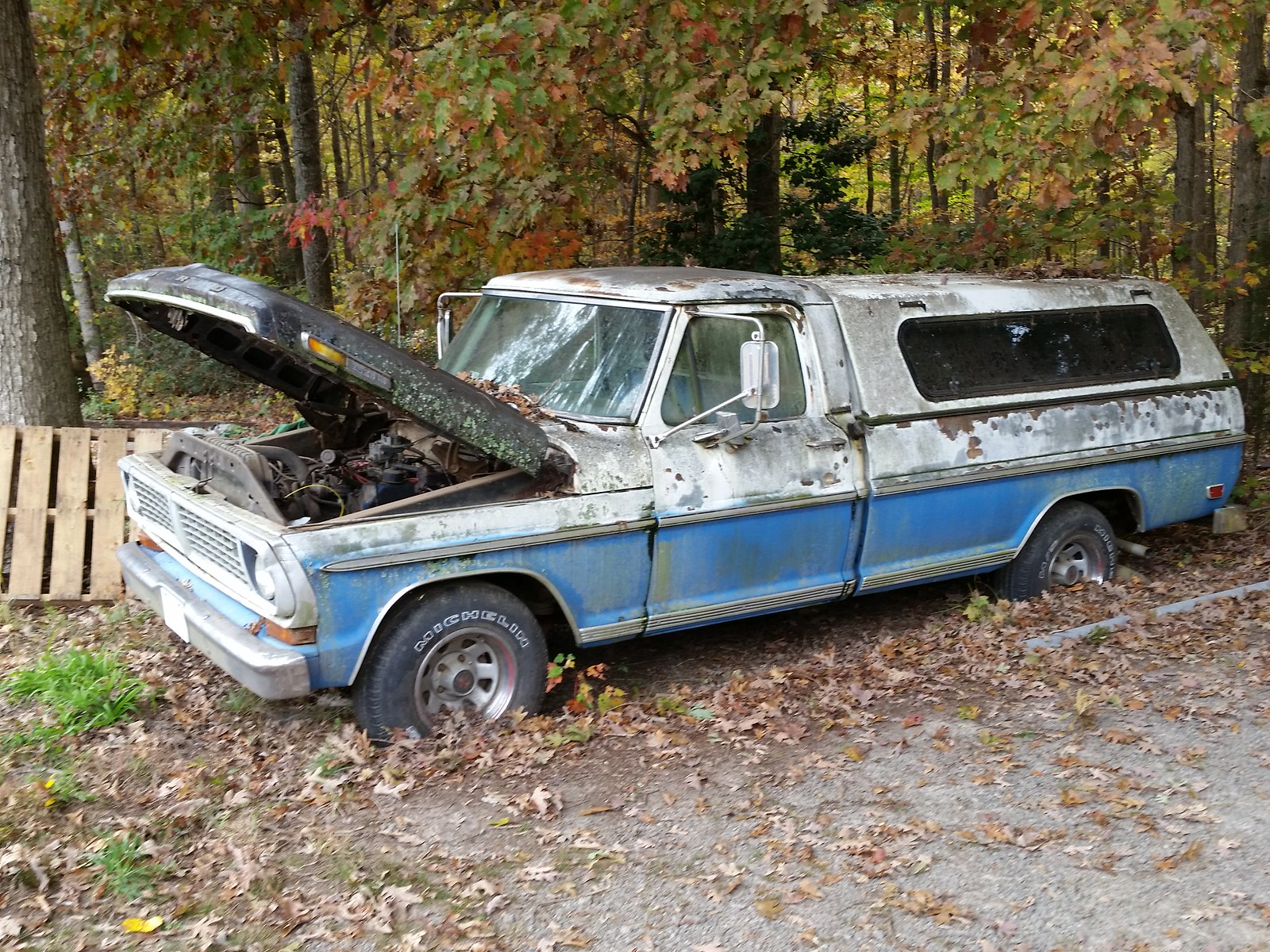 1968 F100 P71 Hybrid| Builds and Project Cars forum |