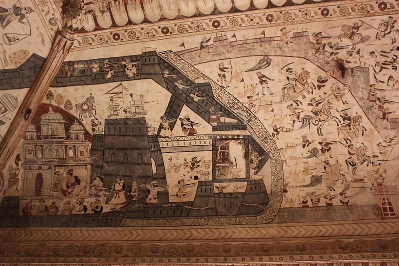 Lakshmi Narayan Temple Орчха