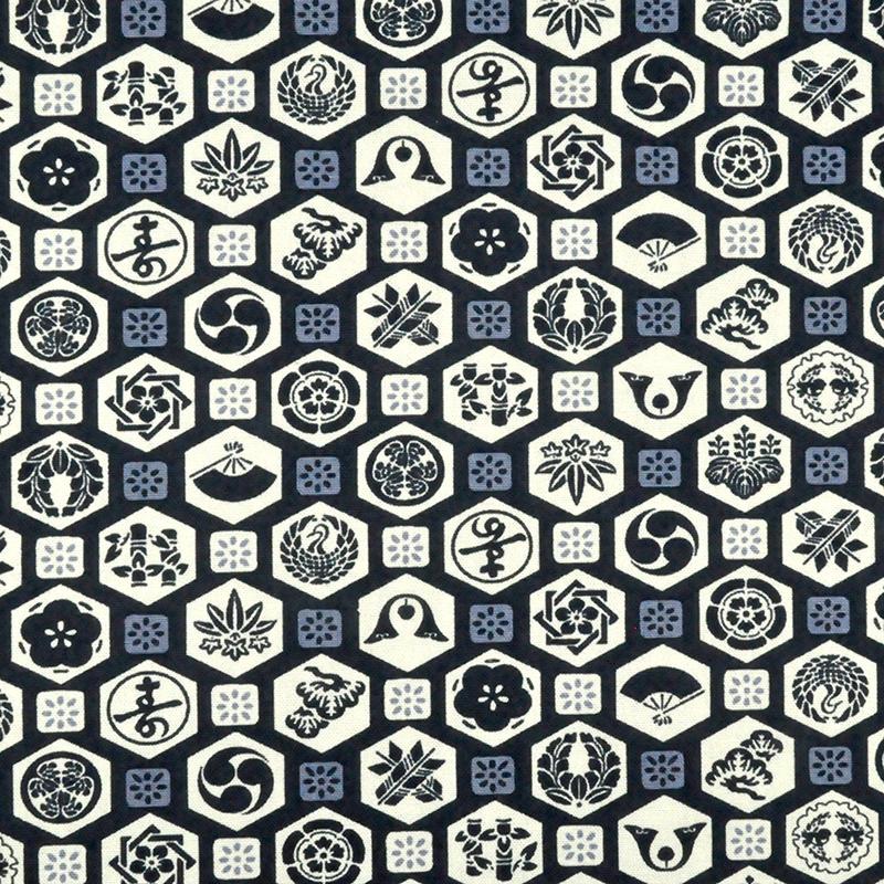 日式小牌 (大特价) 日式和风图标 手工艺diy拼布布料