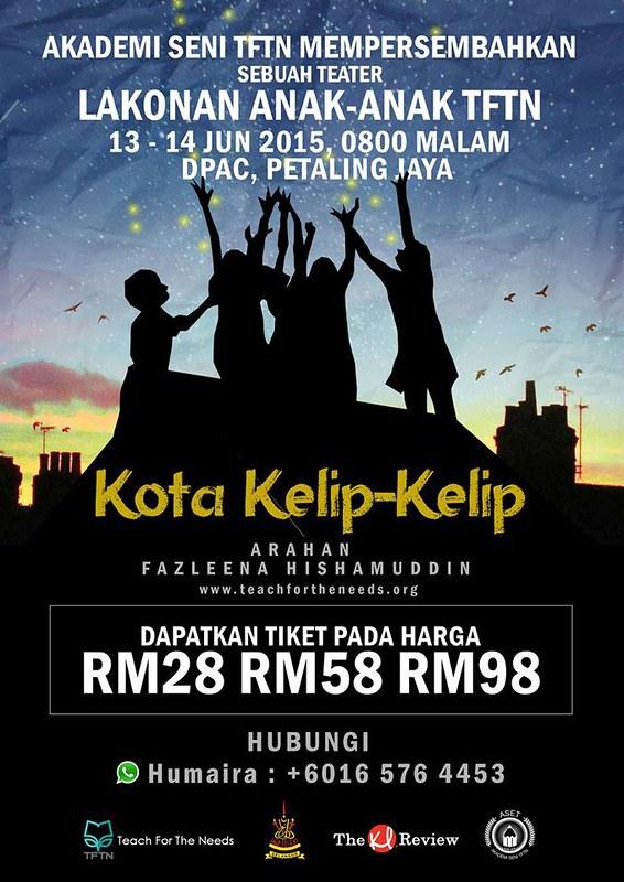 Kota Kelip-Kelip Poster