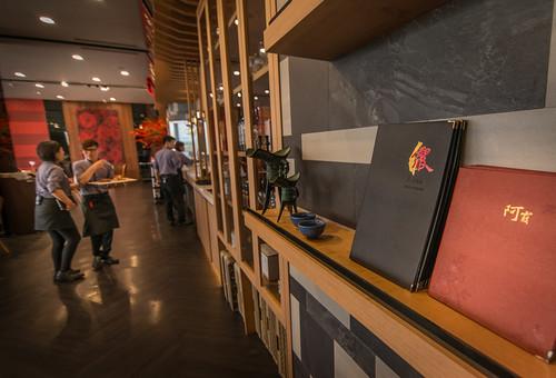 阿霞飯店第三代傳承好菜~在台南錦霞樓舒服享受超過70年好滋味 (4)