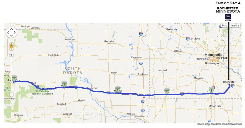 04_Rapid City to Rochester