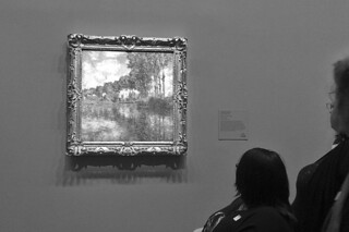 Friday Nights at the De Young Museum - National Galleries of Scotland Poplars on the Epte Monet