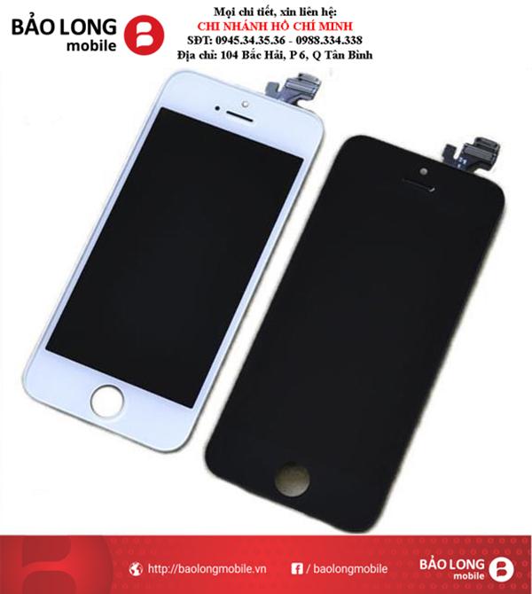 Cách gì để lựa chọn địa chỉ chính hãng khi muốn thay màn hình iPhone 5s trong Tp.HCM