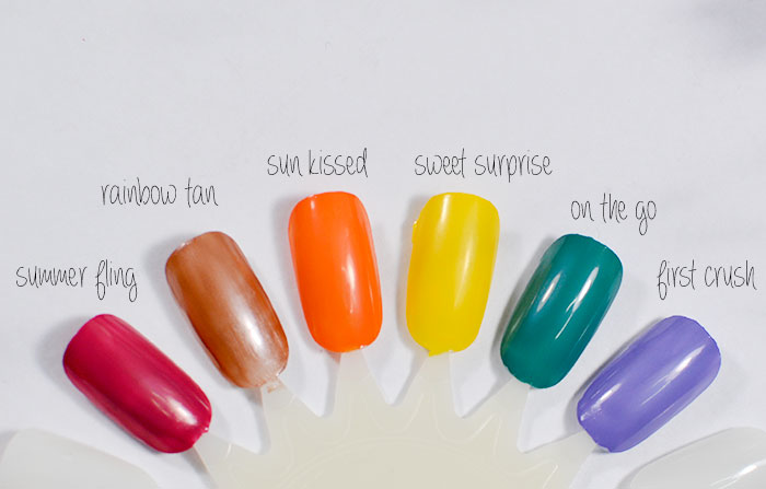 4 Caronia Shades Of Summer
