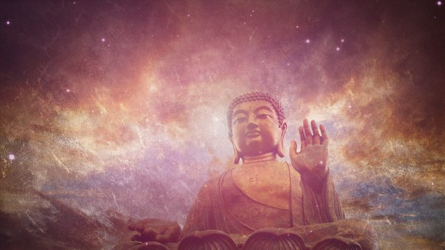 Buddha In The Shy
