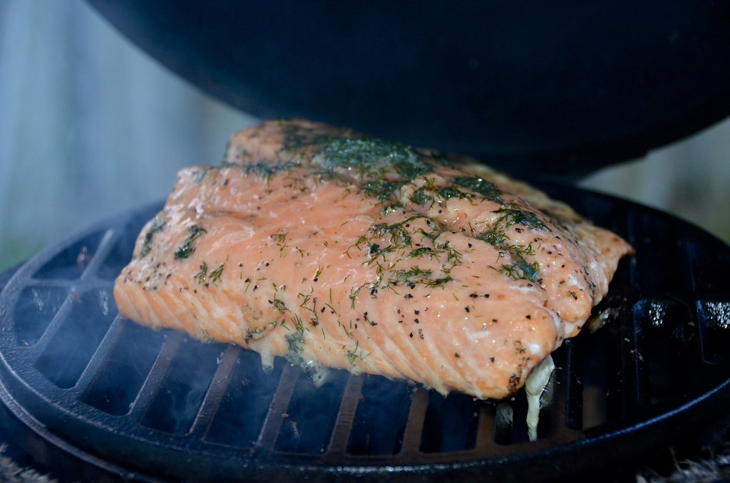 how to start liking salmon