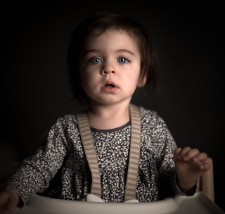 Ava Gray, 18 months (crop A) | by David Sieren