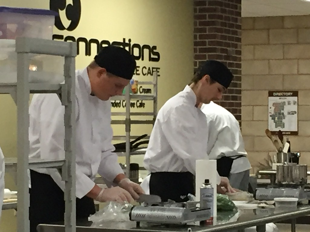 FVTC Culinary Throwdown