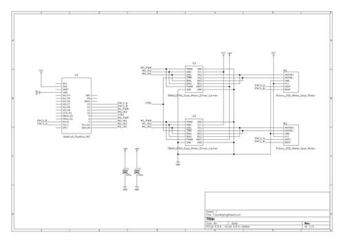 床拭きロボット_モータテスト回路図