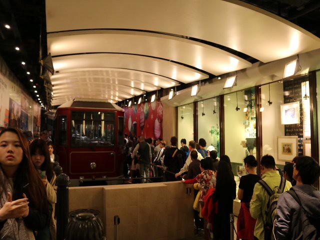 peak tram 2 hong kong