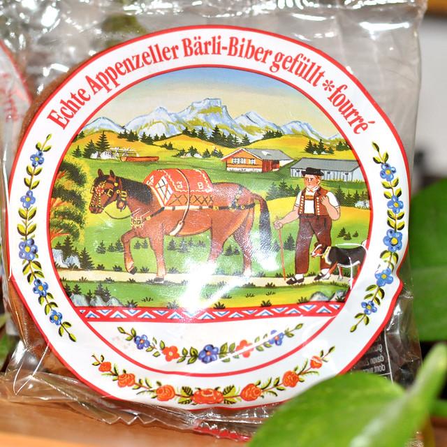 Schweiz Appenzell Bärli-Biber Lebkuchen-Spezialität ... Foto: Brigitte Stolle, Mannheim
