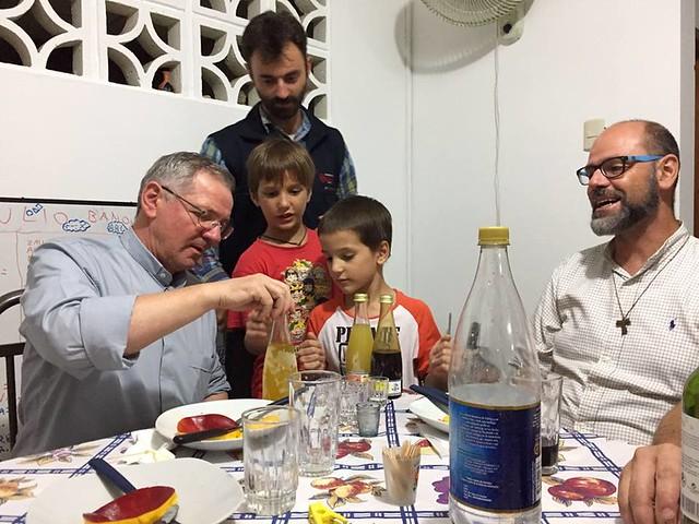 Visita pastorale in Ecuador