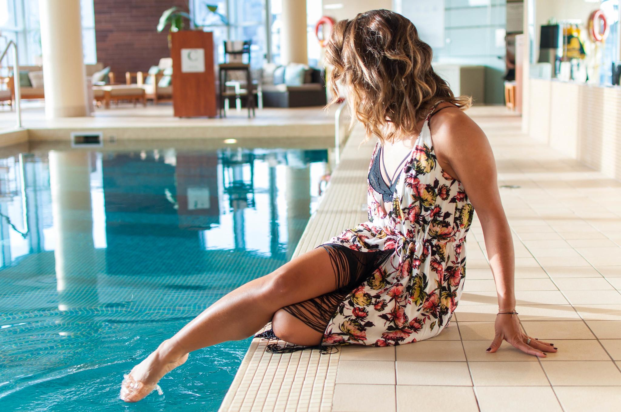 piscine boho