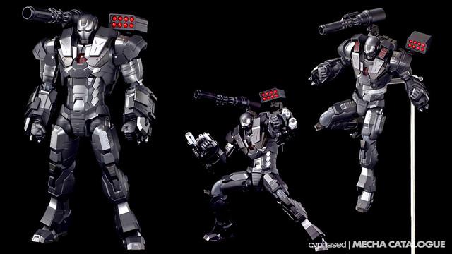 RE:EDIT IRON MAN War Machine
