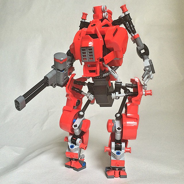 M20 Killjoy Mech v.1