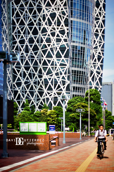 """All About My Bicycle"" Tokyo, Japan - David Gutierrez Photography, London Photographer"