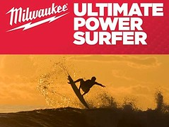 Milwaukee Power Tools sponsorship of Surfing Australia will continue in 2015