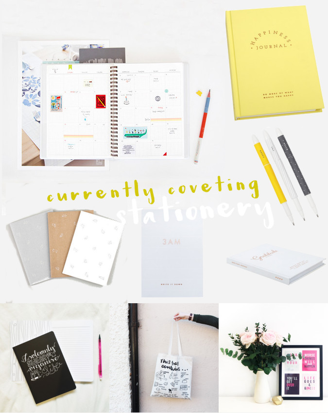 Daisybutter - Hong Kong Lifestyle and Fashion Blog: stationery wishlist, kikki.K, Sticker Stack