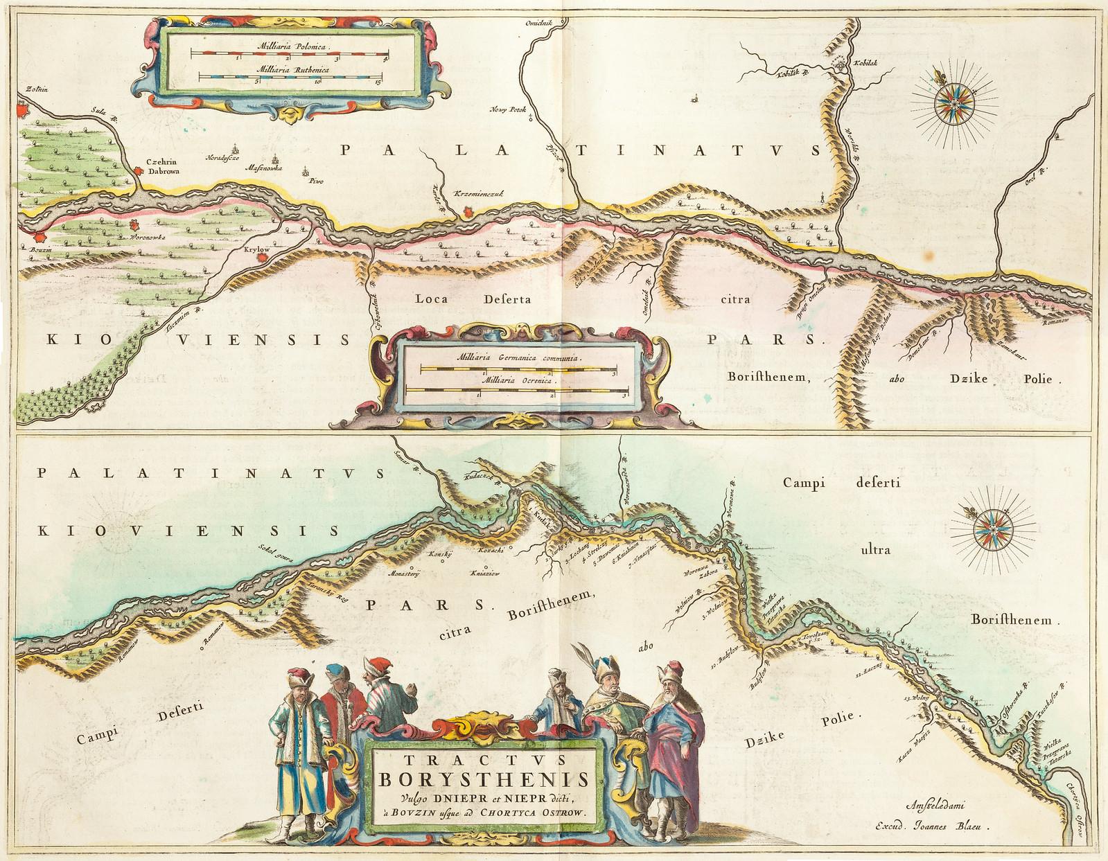Tractus Borysthenis 1662 (2)