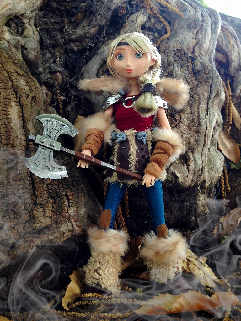 Uncategorized How To Train Your Dragon Astrid how to train your dragon astrid doll alexmadalton flickr by alexmadalton