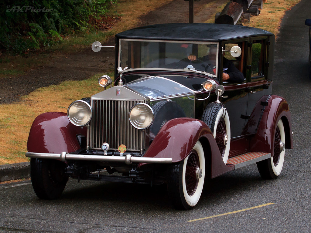 ABFM 2015: 1928 Rolls-Royce Phantom 1 | Easily the largest ...