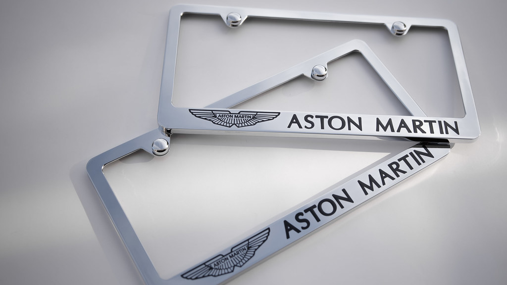 SAG_4301 | Aston Martin License Plate Frames | Steven G. | Flickr