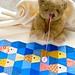 Tumbler Fish: a Free EPP Pattern