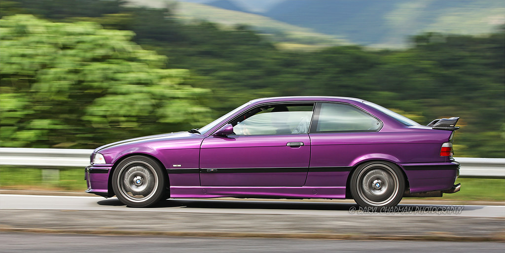 Bmw E36 M3 Hong Kong Not A Colour You See Everyday On